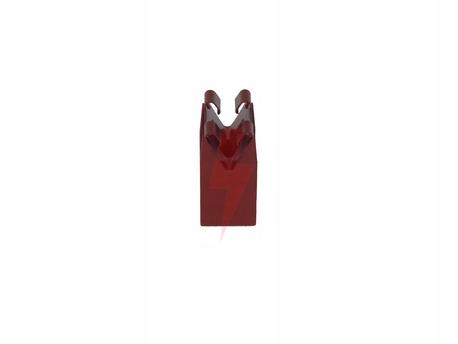 Wspornik DEHNgrip H=32mm Czerwony RAL 3009 (1)
